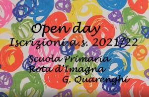 Immagine di collegamento al video di presentazione della scuola primaria di Rota d'Imagna