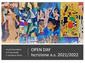 Immagine di collegamento al video di presentazione della scuola secondaria di Sant'Omobono Terme