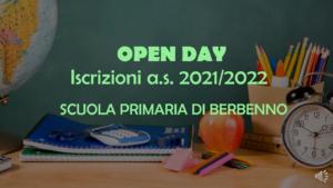 Icona collegamento al video di presentazione della scuola primaria di Berbenno