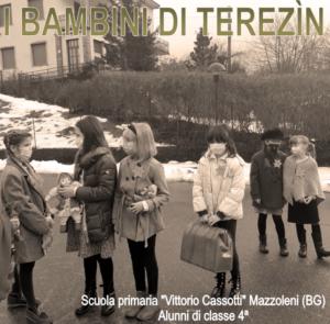 """Immagine link al video """"I bambini di Terezìn"""" realizzato dagli alunni di classe 4ª - scuola primaria di Mazzoleni"""
