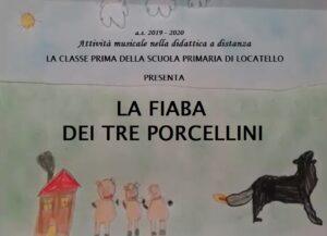 icona link alla Fiaba dei tre porcellini (a.s. 2019-20 - classe 1ª Primaria Locatello)