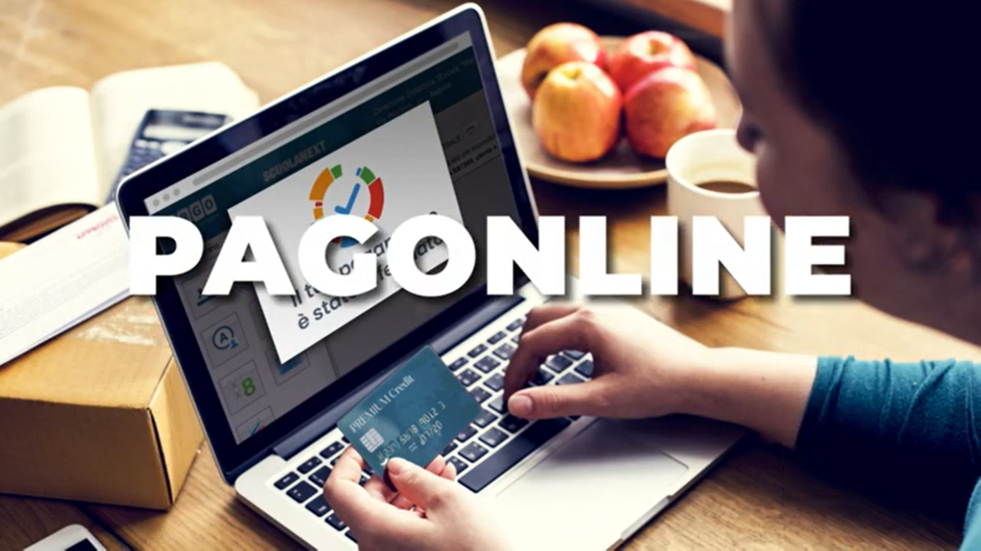 Argo PagOnline la soluzione per gestire in modo sicuro e veloce i contributi scolastici - immagine link al video tutorial
